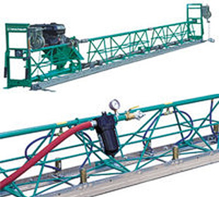 Whiteman Truss Screed